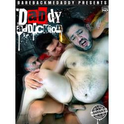 Daddy Addickion DVD (Bareback Me Daddy) (15449D)