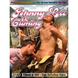 Johnny Lee is Cuming DVD