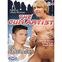 The Cum Artist #1 DVD (15721D)