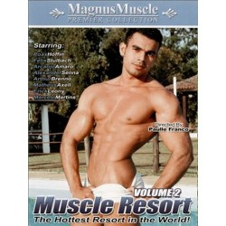 Muscle Resort 2 DVD (Magnus) (09292D)