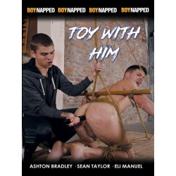 Toy With Him DVD (15773D)