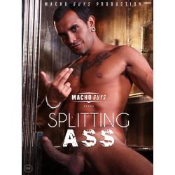 Splitting Ass DVD (Macho Guys) (15589D)
