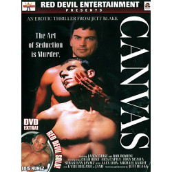 Canvas DVD   (Red Devil) (15605D)