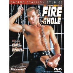 Fire In The Hole (Raging Stallion) DVD (Raging Stallion Fetish & Fisting) (15622D)