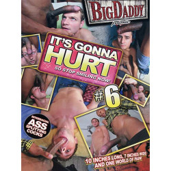 It`s Gonna Hurt #06 (Big Daddy) DVD (Big Daddy) (11062D)