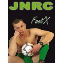 Foot X #1 DVD (JNRC) (11832D)