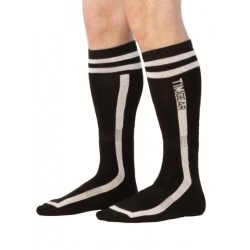 TIM Gear Scrimmage Sock Black One-Size (T5089)