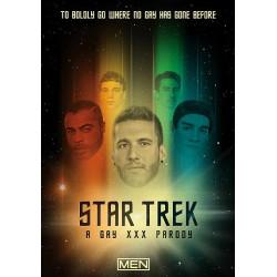 Star Trek - A Gay XXX Parody DVD (15586D)