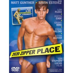 2020 Zipper Place DVD (Men of Odyssey) (15579D)