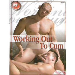 Working Out To Cum DVD (15789D)