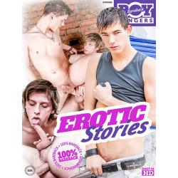 Erotic Stories DVD (Bareback Boy Bangers) (15947D)