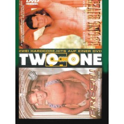 Two On One (Fresh! + Raging River) DVD (15669D)