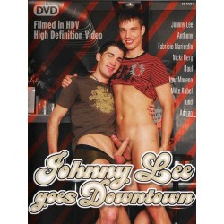 Johnny Lee goes Downtown DVD (04902D)