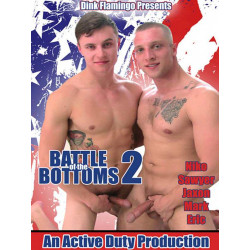 Battle of the Bottoms #2 DVD (12682D)