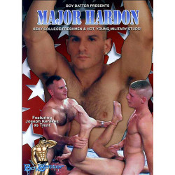 Major Hardon (BoyBatter) DVD (12902D)
