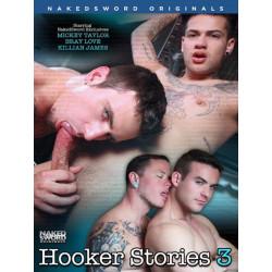 Hooker Stories #3 DVD (Naked Sword) (12912D)