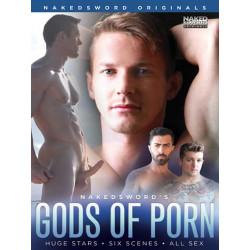 Gods Of Porn DVD