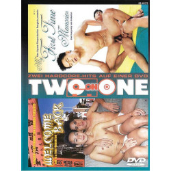 Two On One (Welcome Back + My First Time Memories) DVD (15711D)