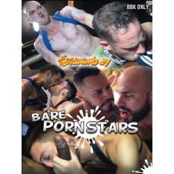 Special Bare Pornstars DVD (Crunch Boy) (15831D)