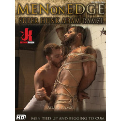 Super Hunk Adam Ramzi DVD (Men On Edge) (15919D)