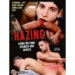 Hazing - Young Bottoms Spanked And Abused DVD